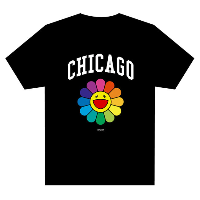 Flower T-shirt Chicago