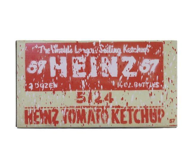 Heinz Tomato Ketchup Box