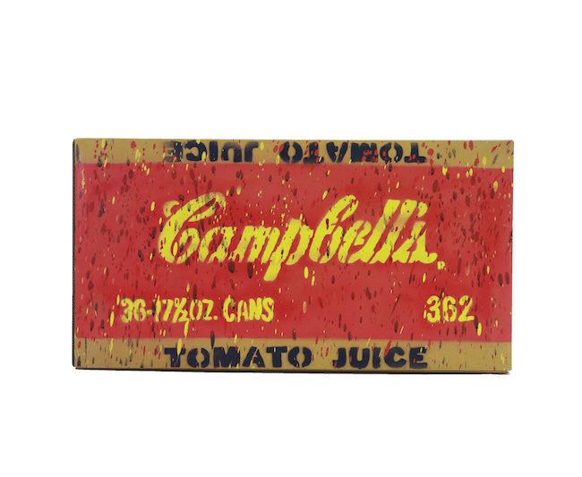 CAMPBELL'S TOMATO JUICE BOX