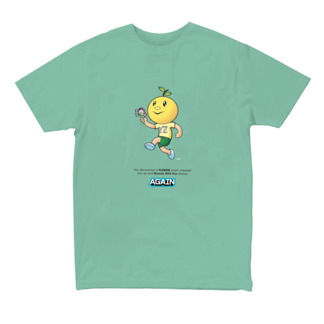 TAKASHI MURAKAMI × YUZUTARO Tシャツ