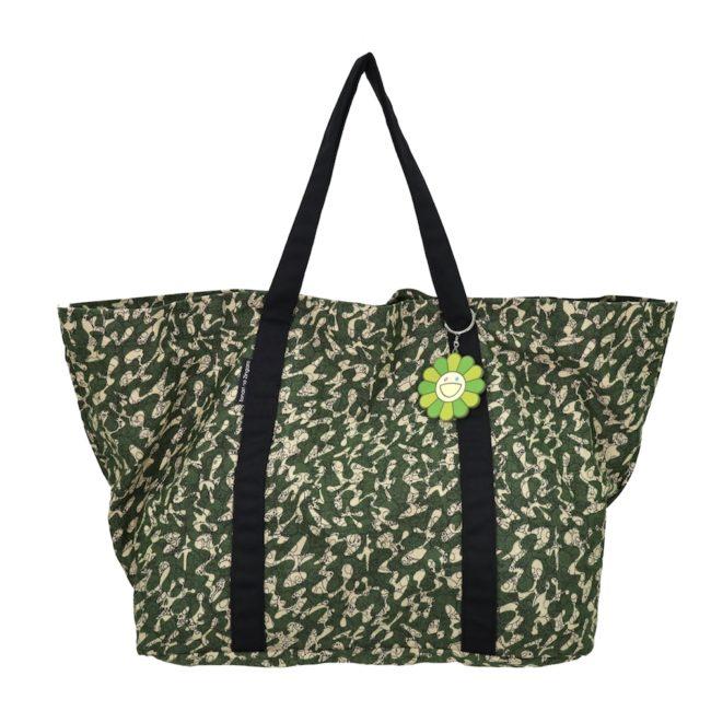 Camo Tote Bag / Jungle Camo