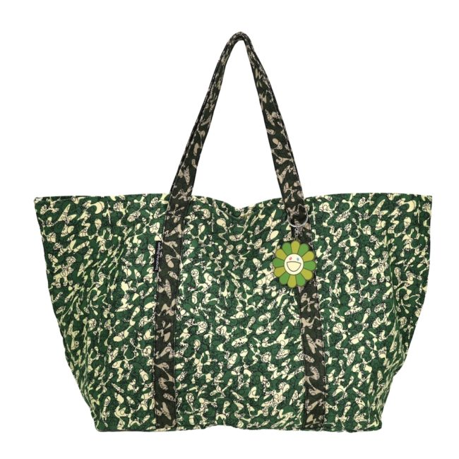 Camo Tote Bag /  Rainforest Camo
