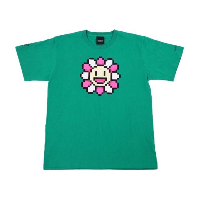 Murakami. Flowers #0000 M.F Green