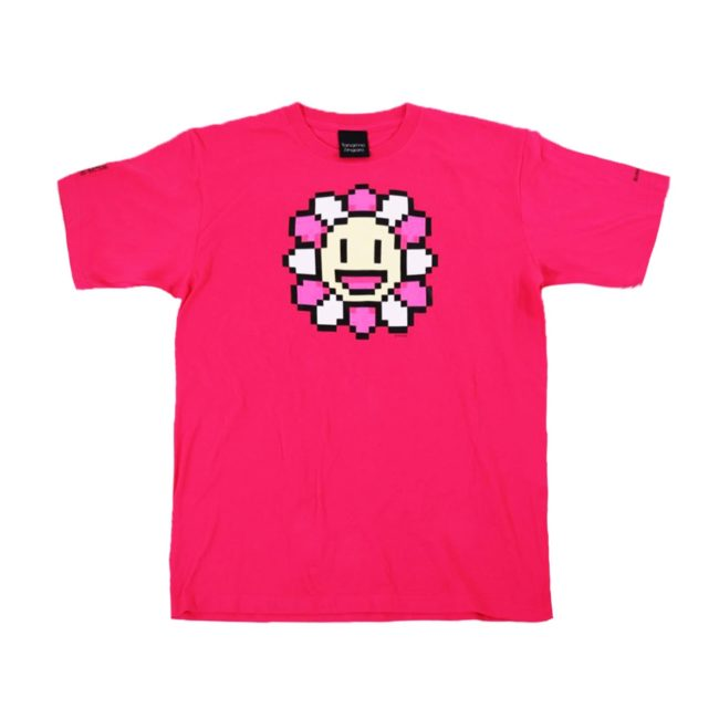 Murakami. Flowers #0000 M.F Tropical Pink