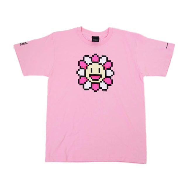 Murakami. Flowers #0000 M.F Pink