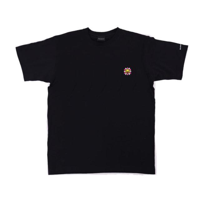 Murakami. Flowers #0000 M.F Emblem Black